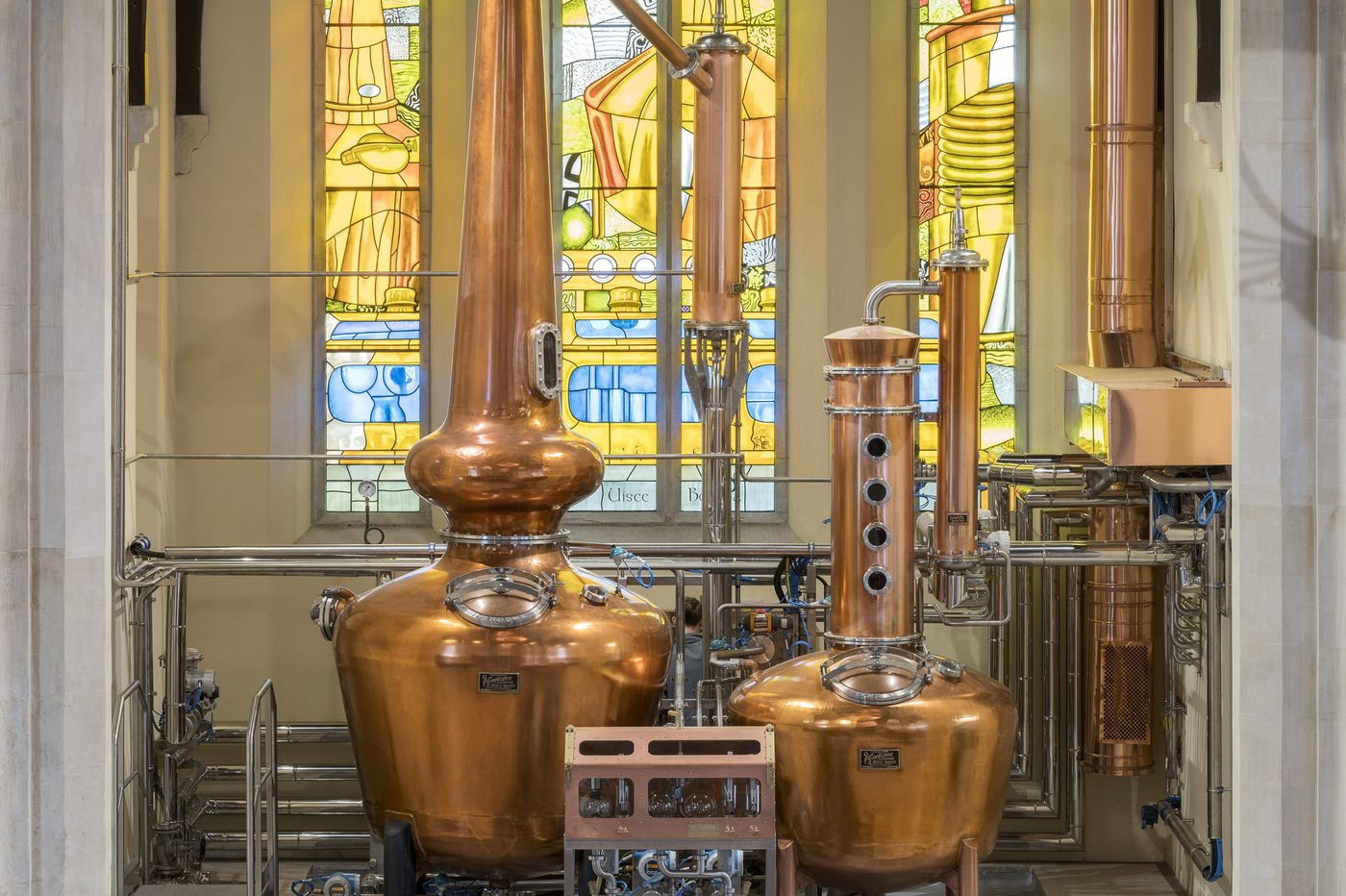 In Dublin, a story of whiskey is more than just one night at the pub