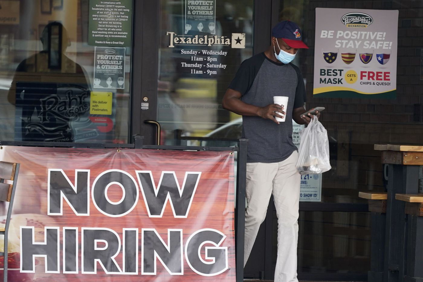 U.S. jobs rose less than forecast in September as economic rebound downshifted