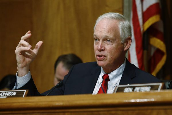 Sen. Ron Johnson says whistleblower's sources 'exposed things that didn't need to be exposed'