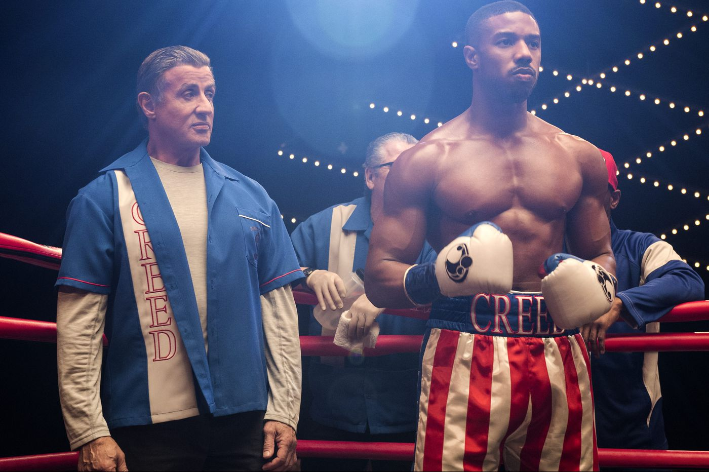 Adonis Creed prepares to fight Ivan Drago's son in new 'Creed II' trailer