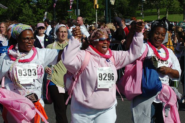 Susan G. Komen Race for the Cure ends in favor of a walk as revenues fall