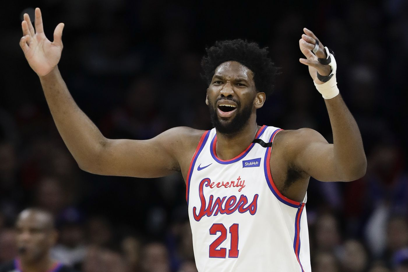Sixers' Joel Embiid available to play tonight