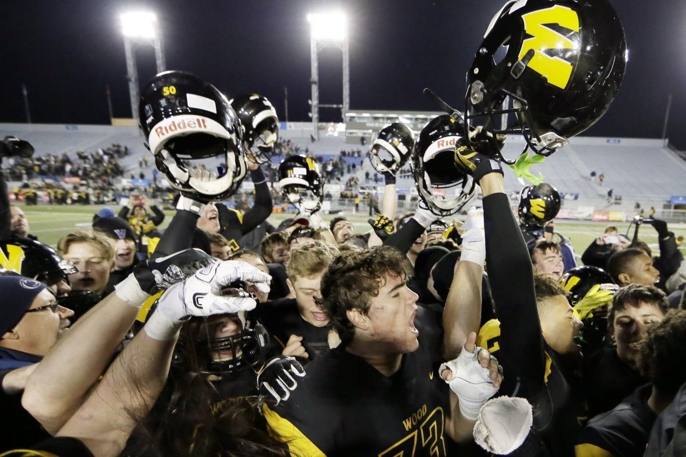 Inquirer football awards: Early tests proved highly beneficial for Archbishop Wood