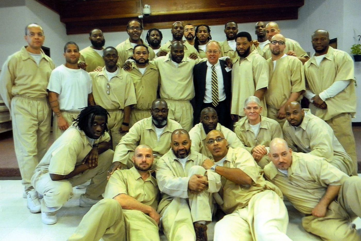 'Caged': How 28 inmates' tales of prison and poverty became New Jersey's must-see play