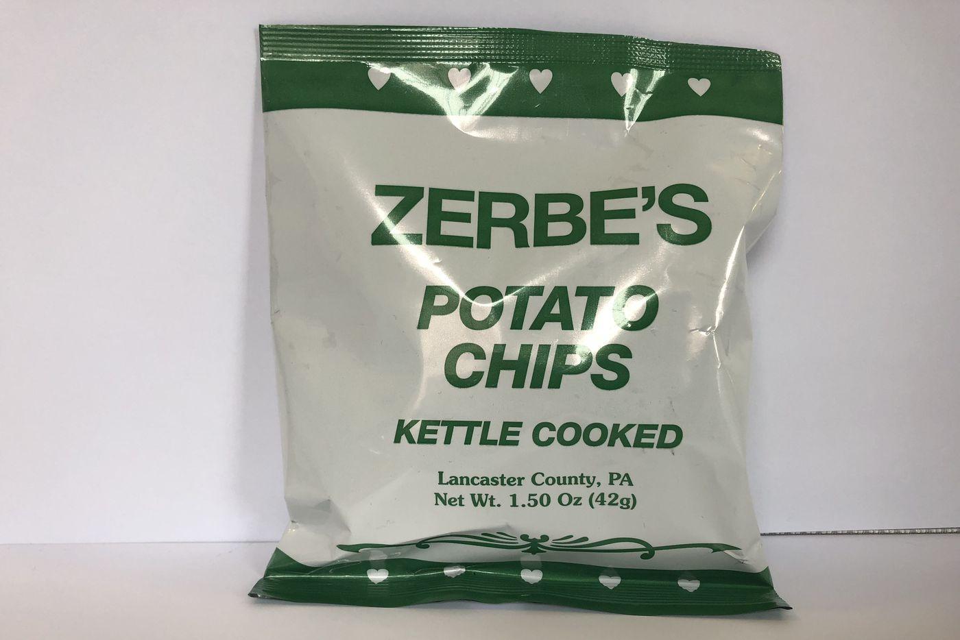 Farm-fresh potato chips from Lancaster County