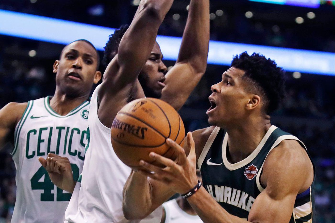 Sixers' Brett Brown expects Semi Ojeleye, Marcus Smart to guard Ben Simmons