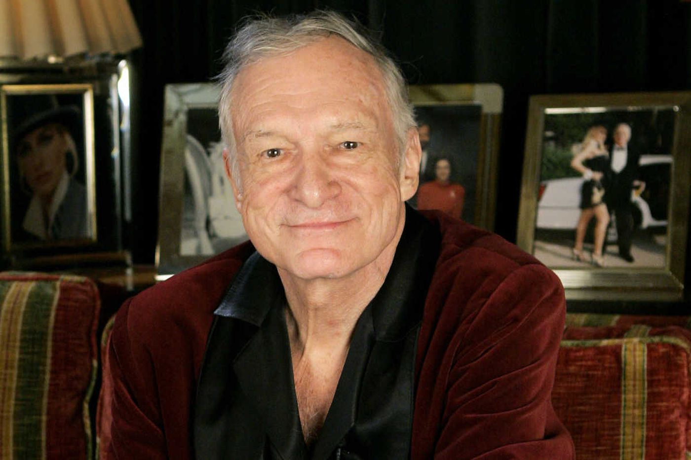 From the archives: Hef at 80, a life well-lived