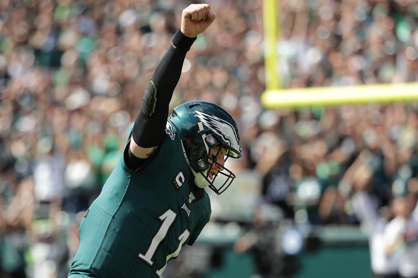 Reassessment: Eagles will be NFC's best team; Carson Wentz, league MVP | Marcus Hayes