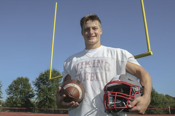 West Chester East's Kyle Cichanowsky has five touchdown runs of 59 yards or more and 11 overall