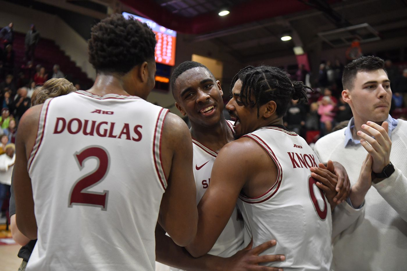 St. Joseph's 73, Davidson 72: Stats, highlights, and reaction from Hawks' first A-10 win of season