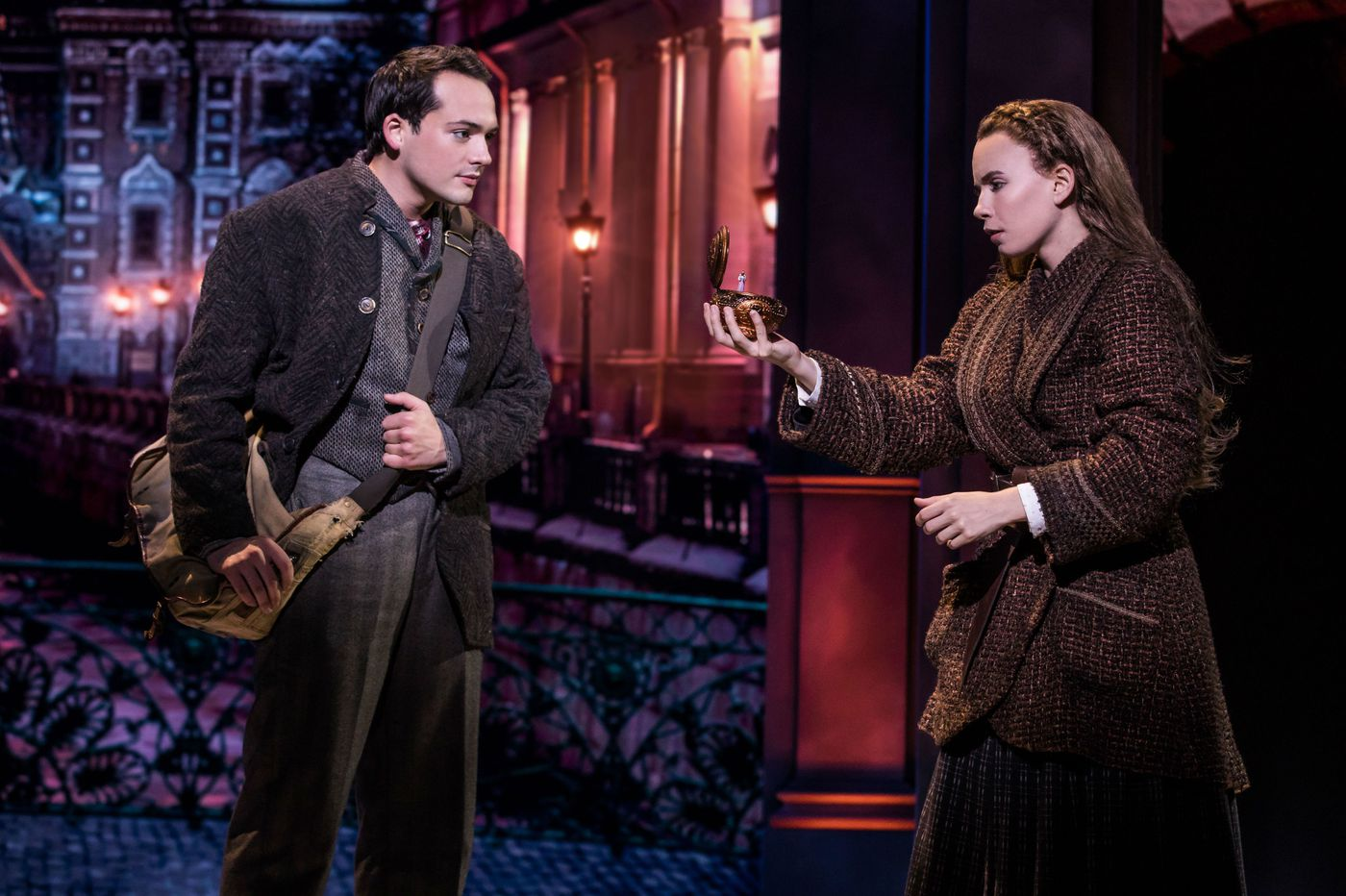 'Anastasia' at Academy of Music: Magical, opulent, and on stage only through Sunday
