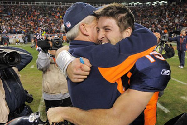 Tebow-mania rises to new heights