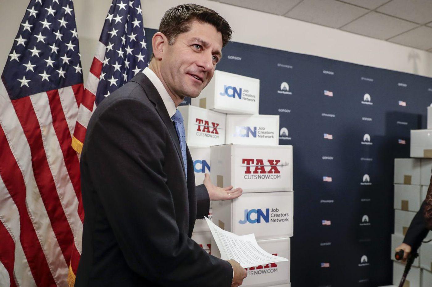 Tax proposals: Won't help economy, ease debt, or simplify tax code | Mark Zandi