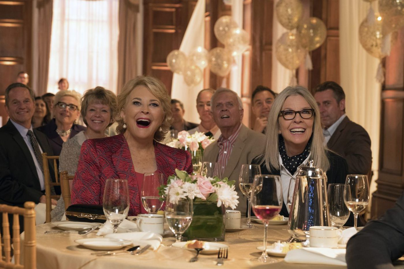 'Book Club': This mature lady rom-com is no page turner