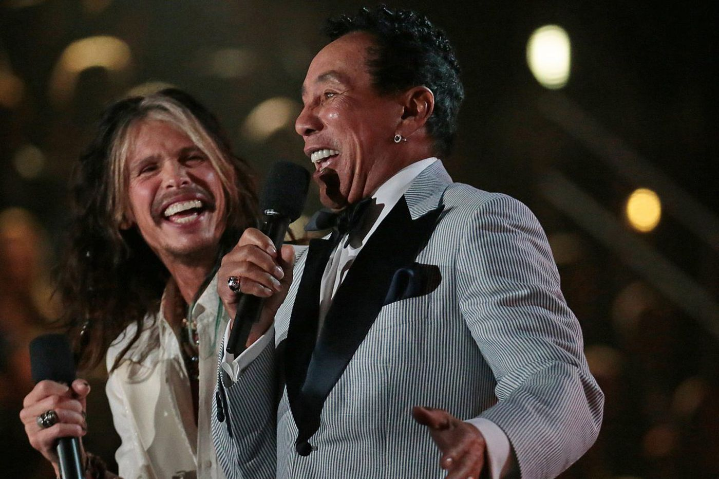 Smokey Robinson will host wine signing and other boozy events at the Flower Show