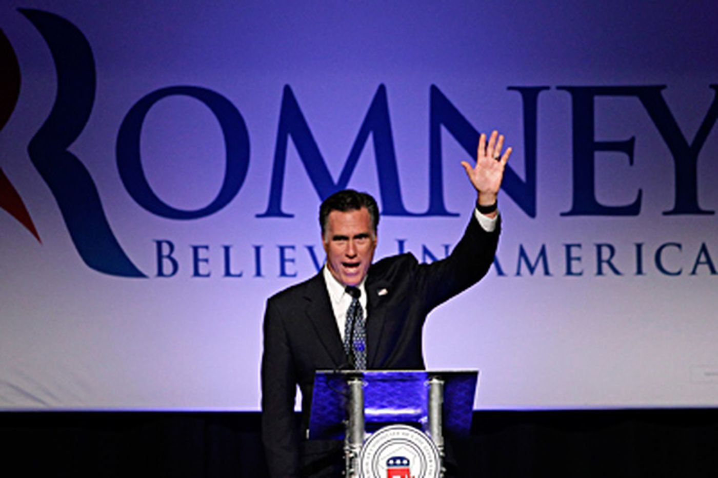 Corbett endorses Romney as best choice to defeat Obama
