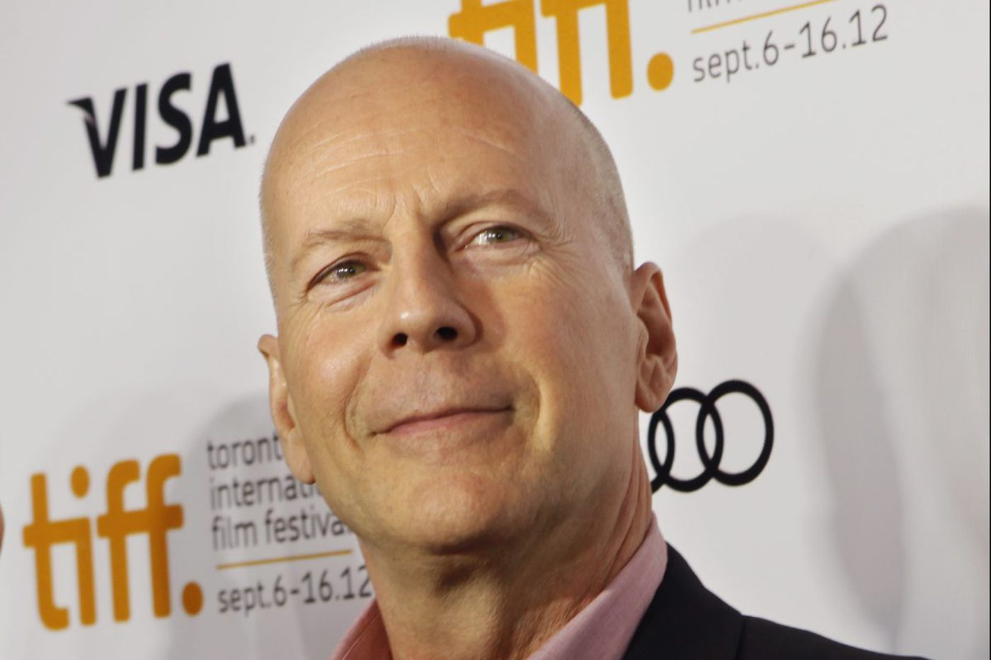 Bruce Willis had drinks at Scarpetta, steak at Barclay Prime in Philly last night