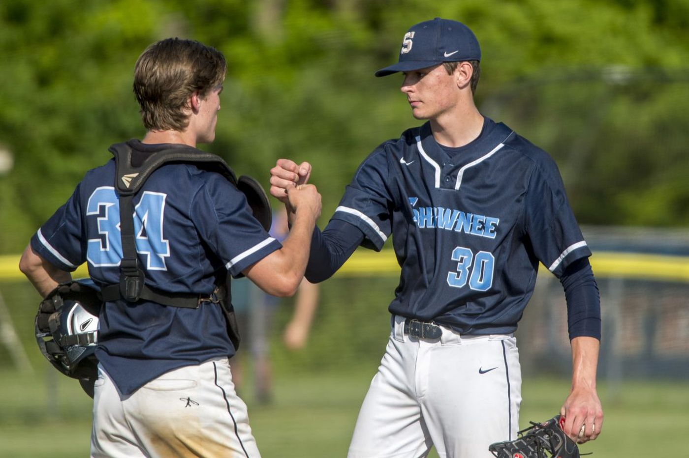 Dan Frake pitches Shawnee past Washington Township