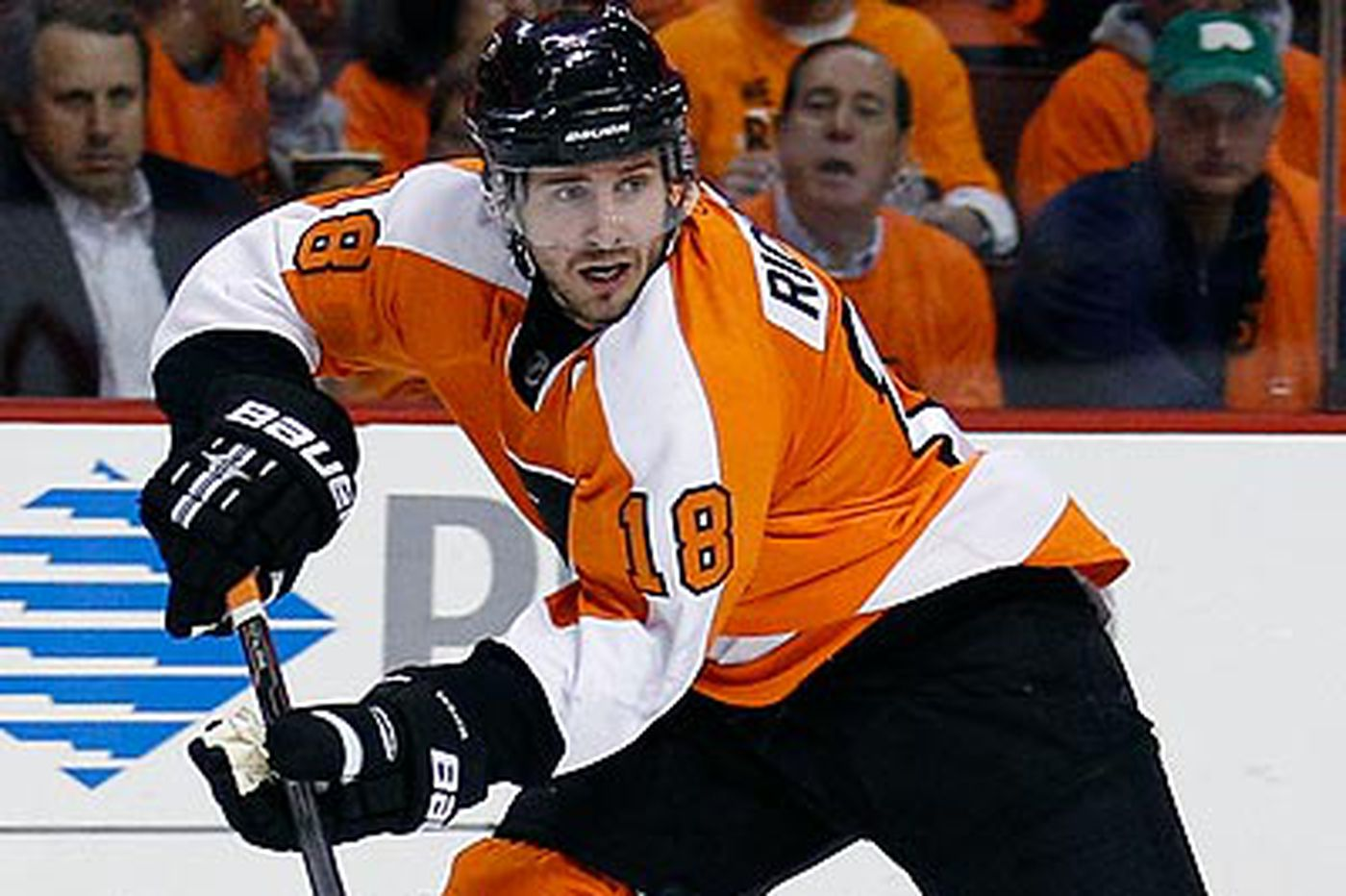 Richards' leadership with Flyers under scrutiny
