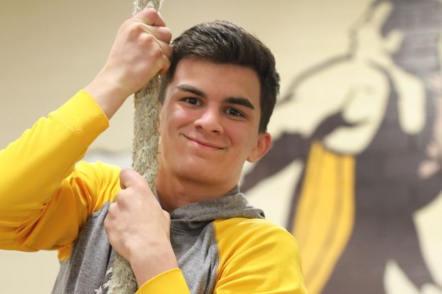 No one hates losing more, Delran wrestler Bryan Miraglia says