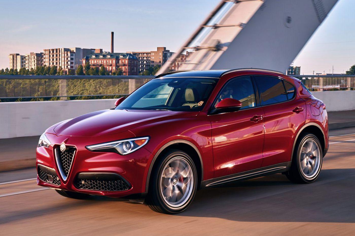 2018 Alfa Romeo Stelvio: As fun as its unusual name