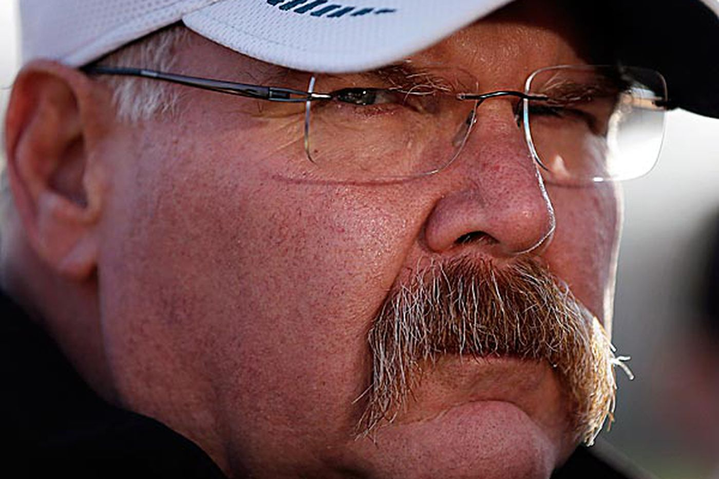 With Eagles' season done, Andy Reid making bold moves