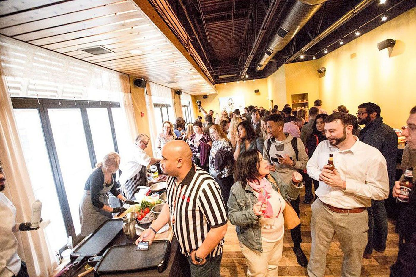 Culinary Fight Club coming to Philadelphia with mushrooms