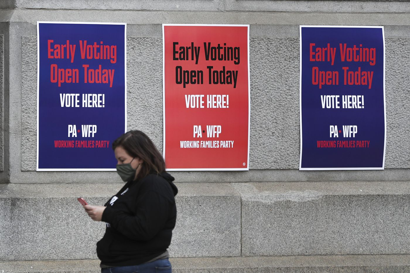 Harvard public health dean: Voting is crucial for the physical health of our communities | Expert Opinion