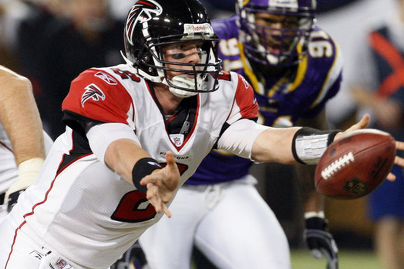 Ryan gets Falcons in playoffs
