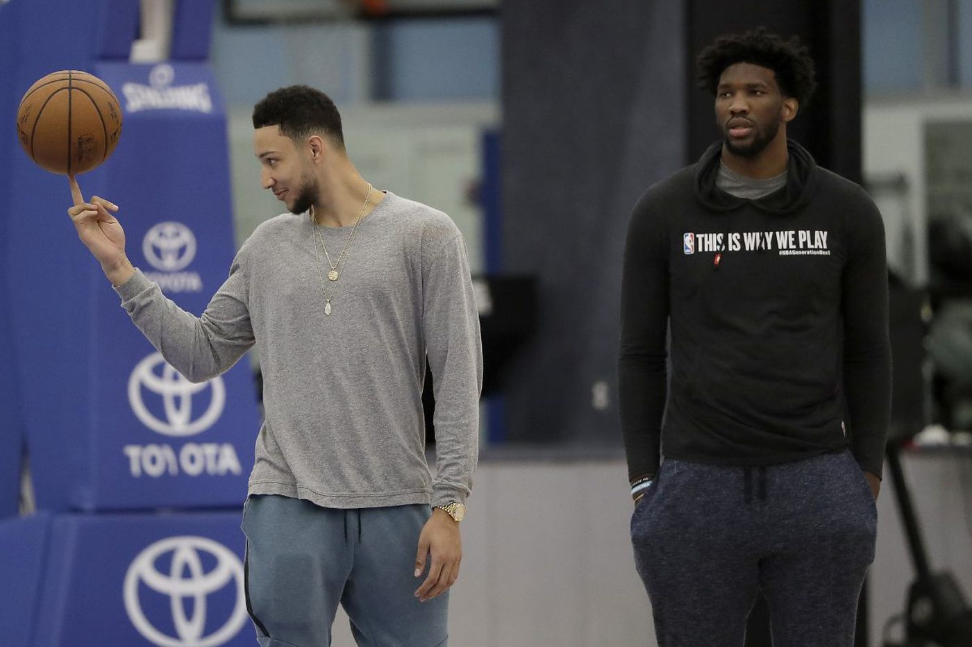 Now that the Sixers have growing talent, what's next? | Dick Jerardi