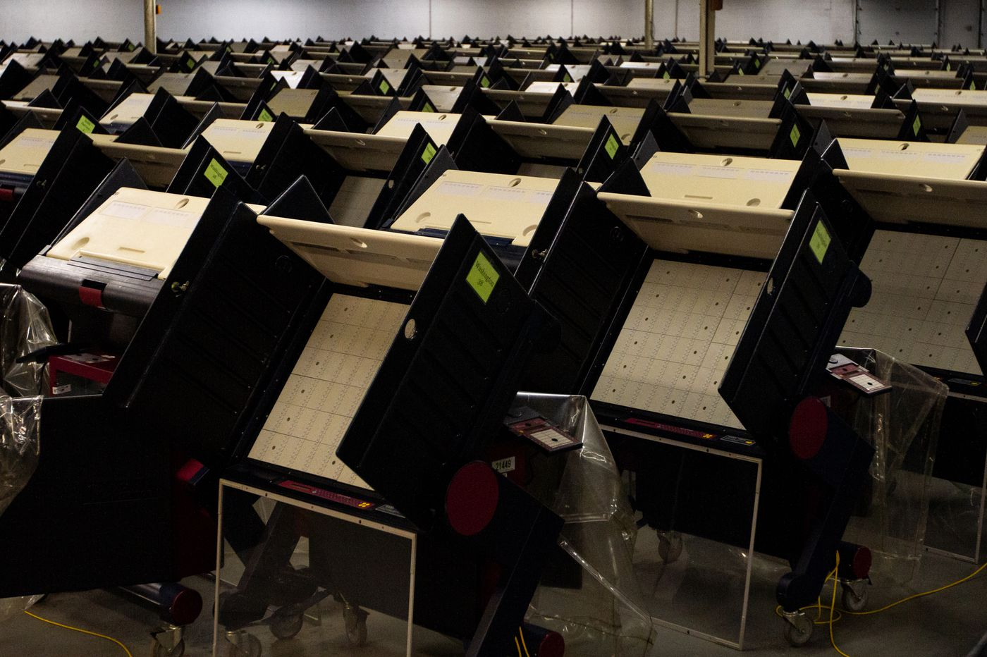 N.J. was going to have paper-based voting machines more than a decade ago. Will it happen by 2020?