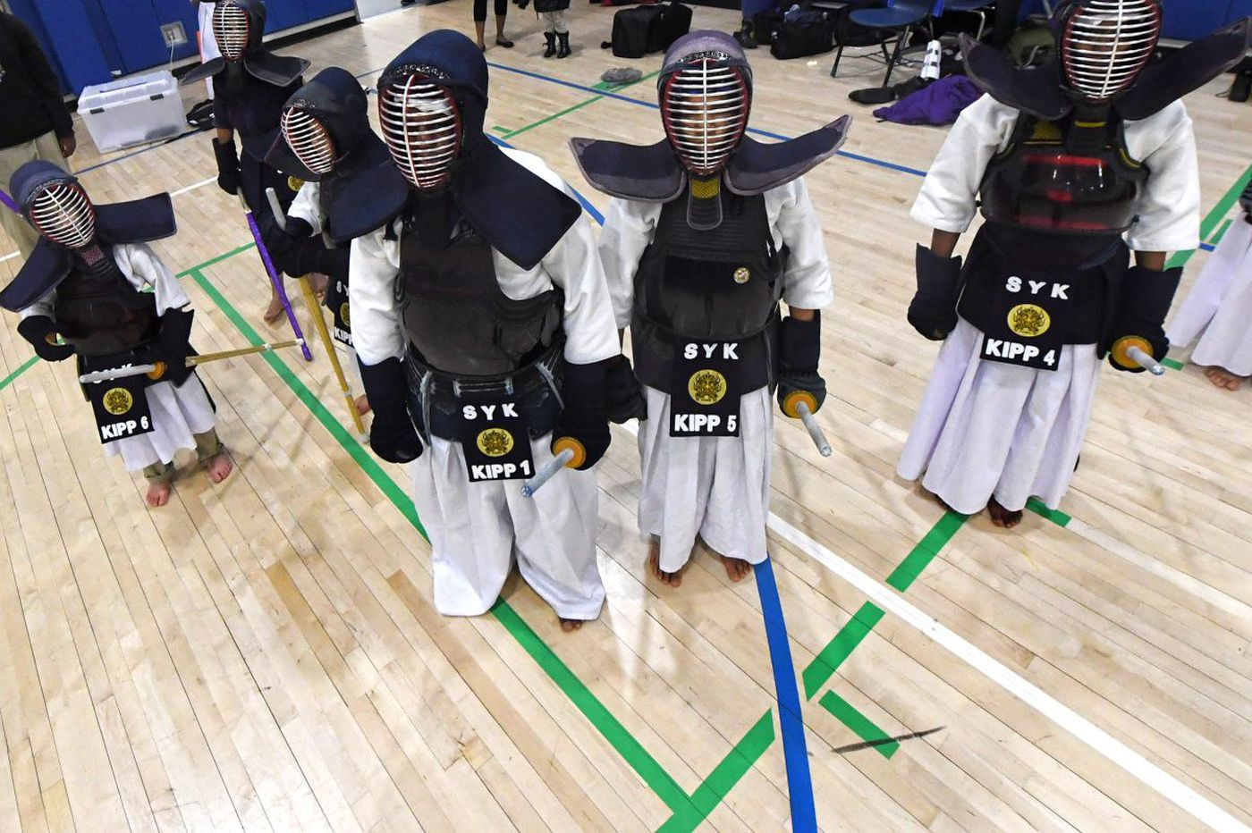 It's called the 'golf of martial arts,' but this Camden school is making Kumdo more inclusive