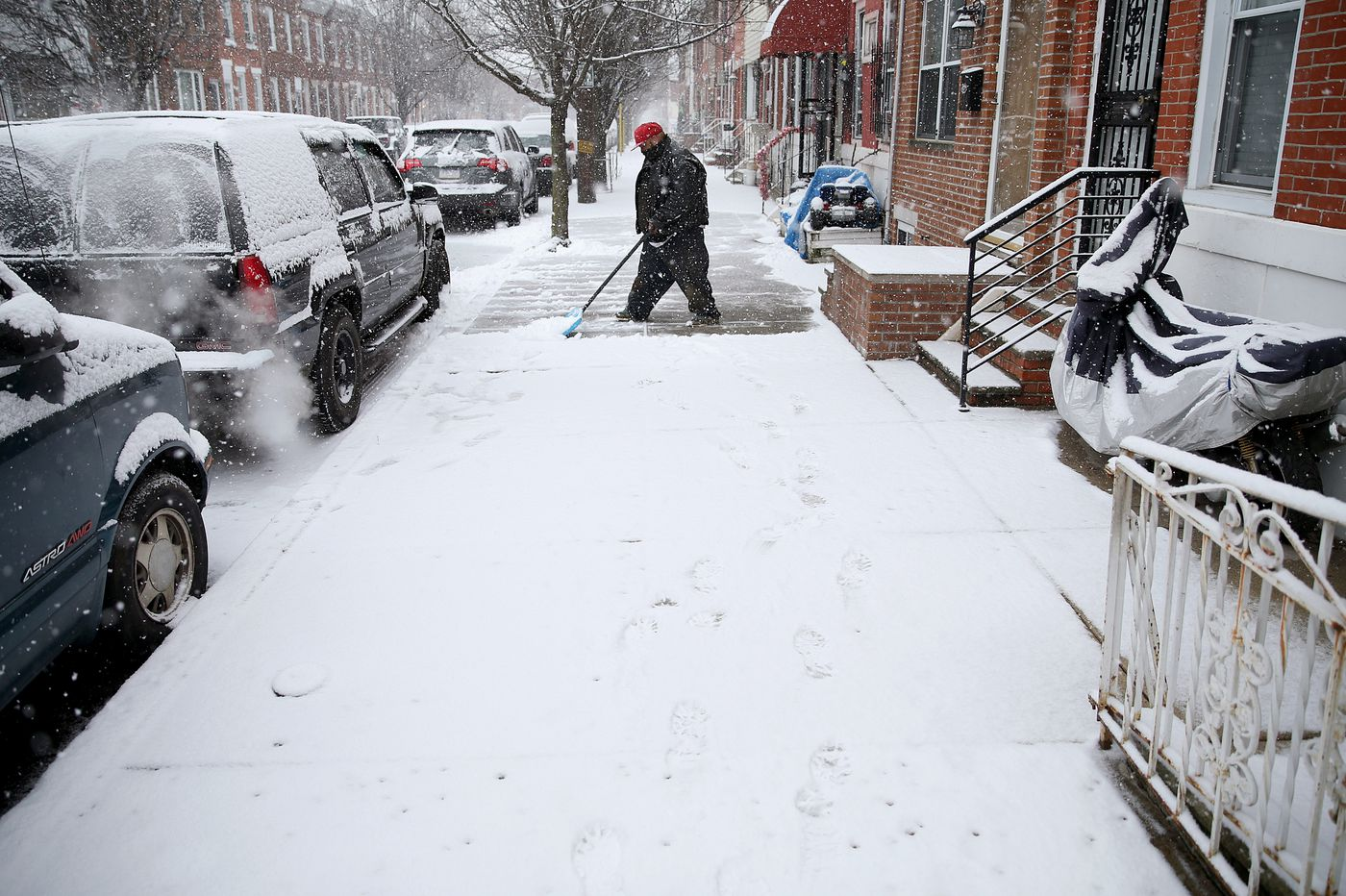 Snow day in Philadelphia: mass transit, highways, other impacts