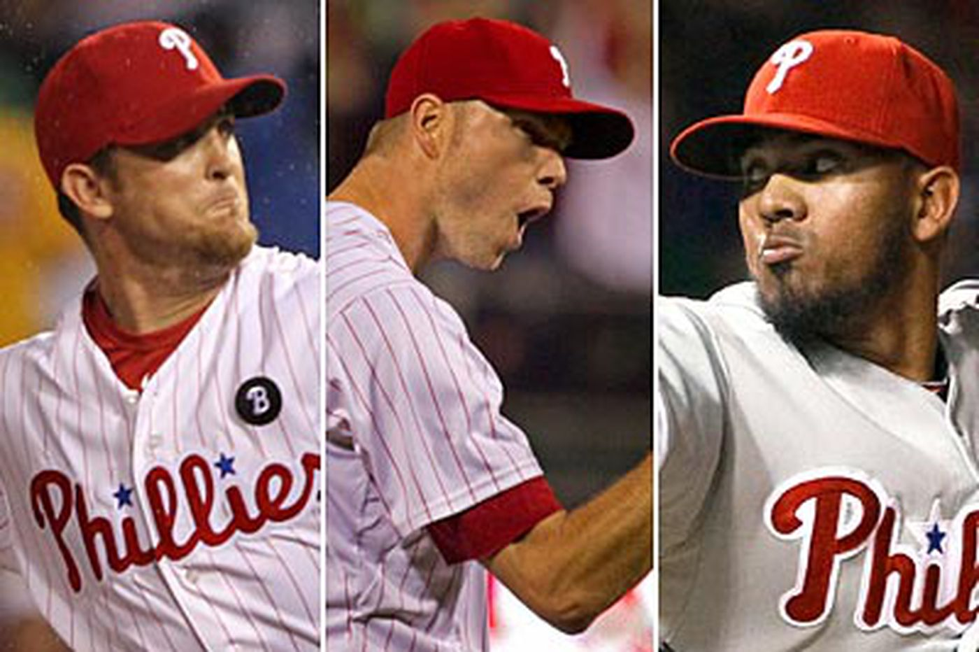 Phillies Notebook: Back of Phillies' bullpen is armed and ready