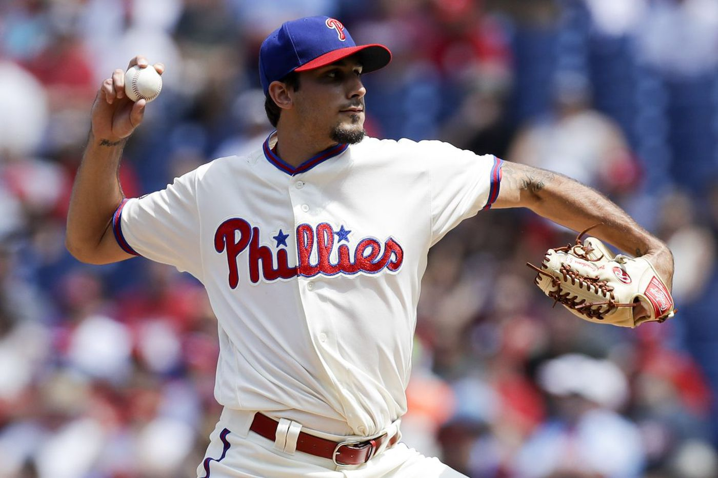 Phillies' minor league report: Zach Eflin's solid outing helps Lehigh Valley open with win