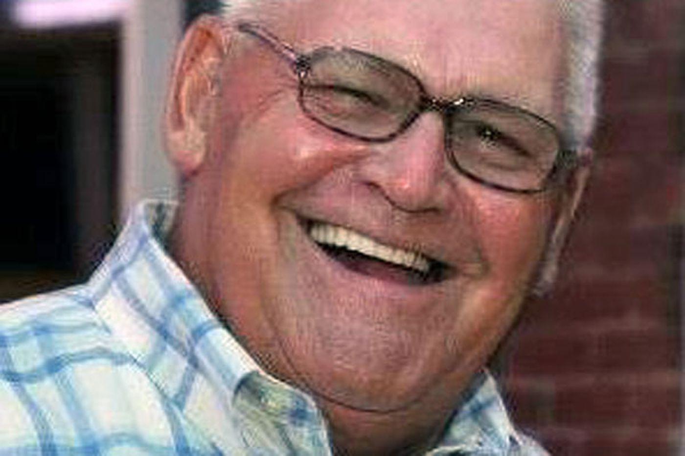 Kenneth R. Rocks Sr., 65, vice president of Phila. FOP Lodge No. 5