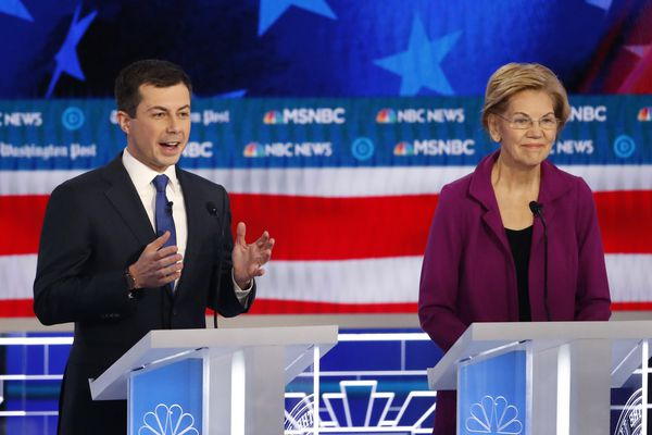 Buttigieg keeps rising, Warren gets an easier ride, and more takeaways from the fifth Democratic debate