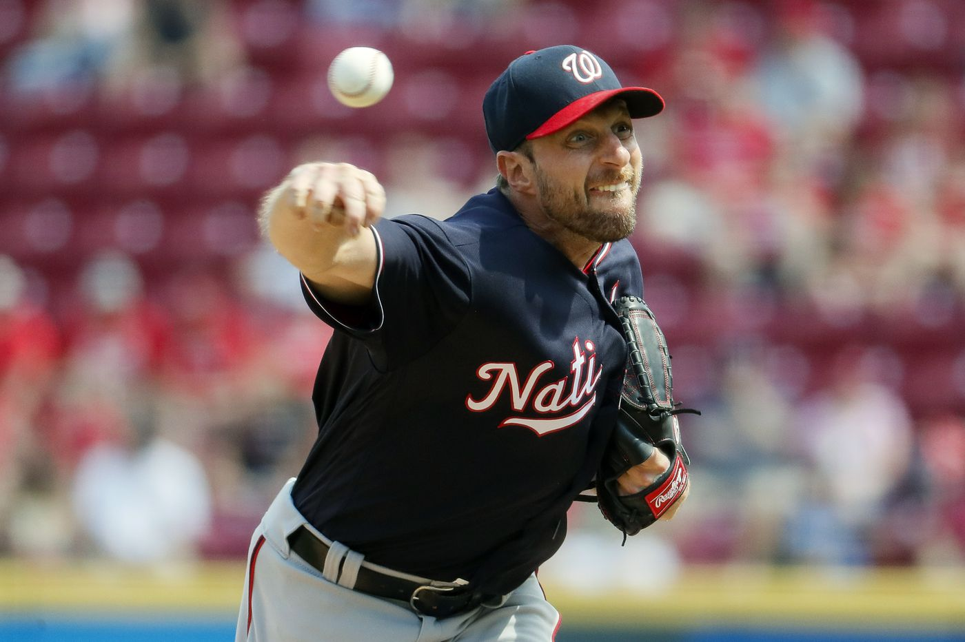 Phillies might miss Max Scherzer in Nationals series | Extra Innings
