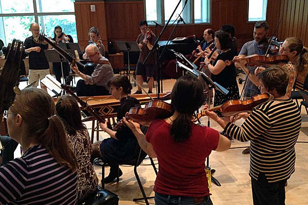 Period instrument group tackles the French baroque