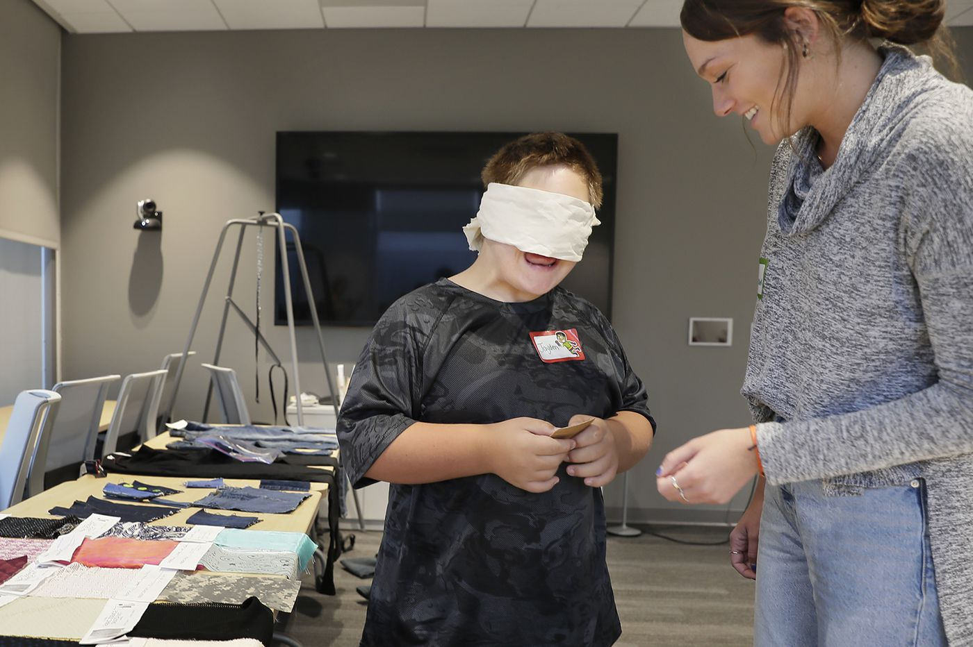 For those with Down syndrome, not all clothing is accessible. These researchers want to change that.