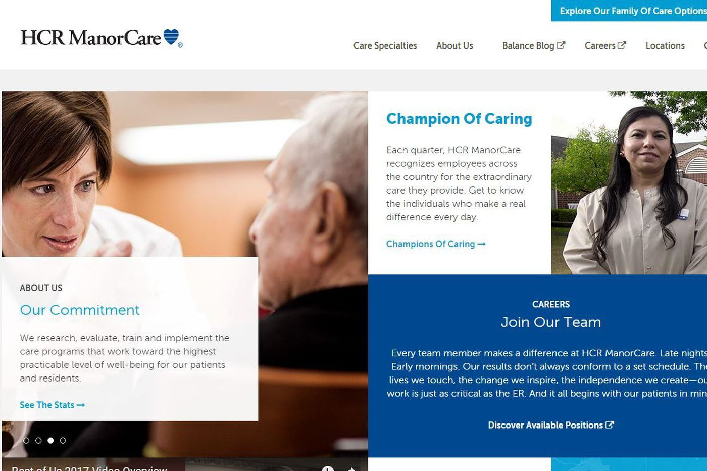 Government bails on fraud case against ManorCare