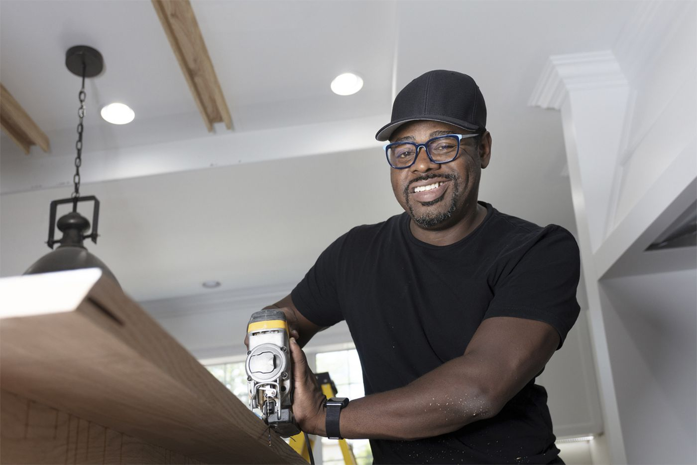 Boyz II Men's Nathan Morris on his new gig as a house-flipping TV star (and, of course, his thoughts on Gritty)