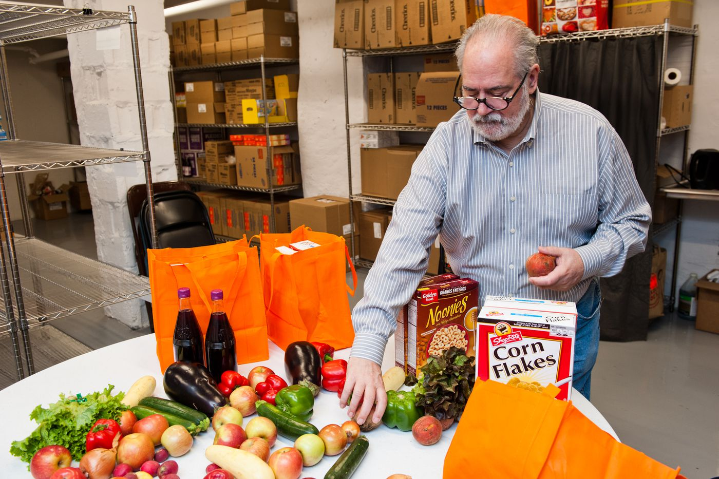 Fighting food insecurity in the Jewish community | Opinion