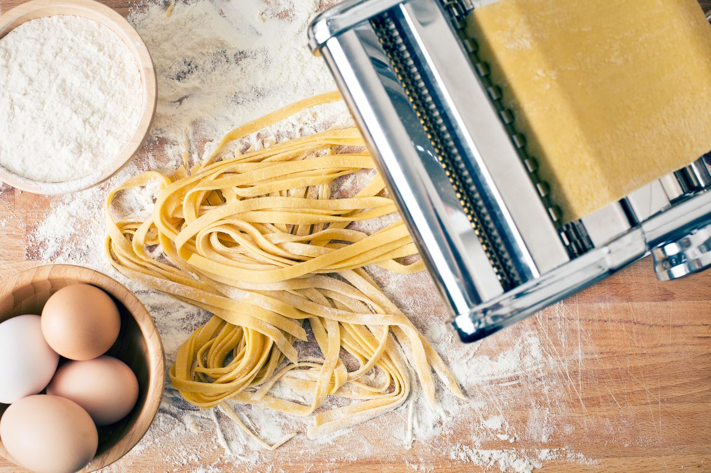 Pasta as the key to health and happiness | Lisa Scottoline