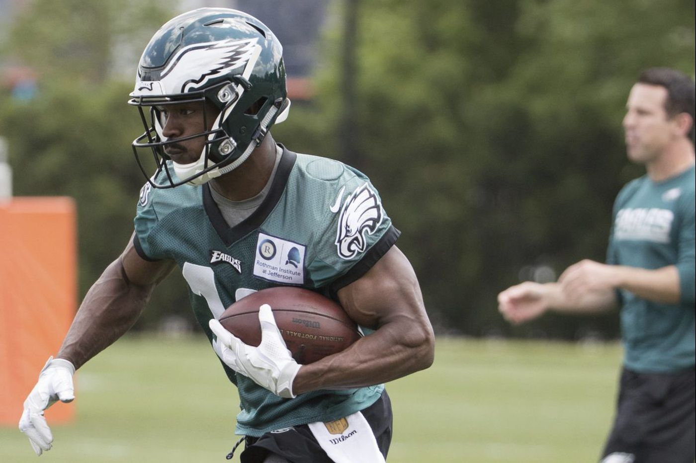 Radnor's Tim Wilson makes Eagles' spring roster after rookie-camp tryout