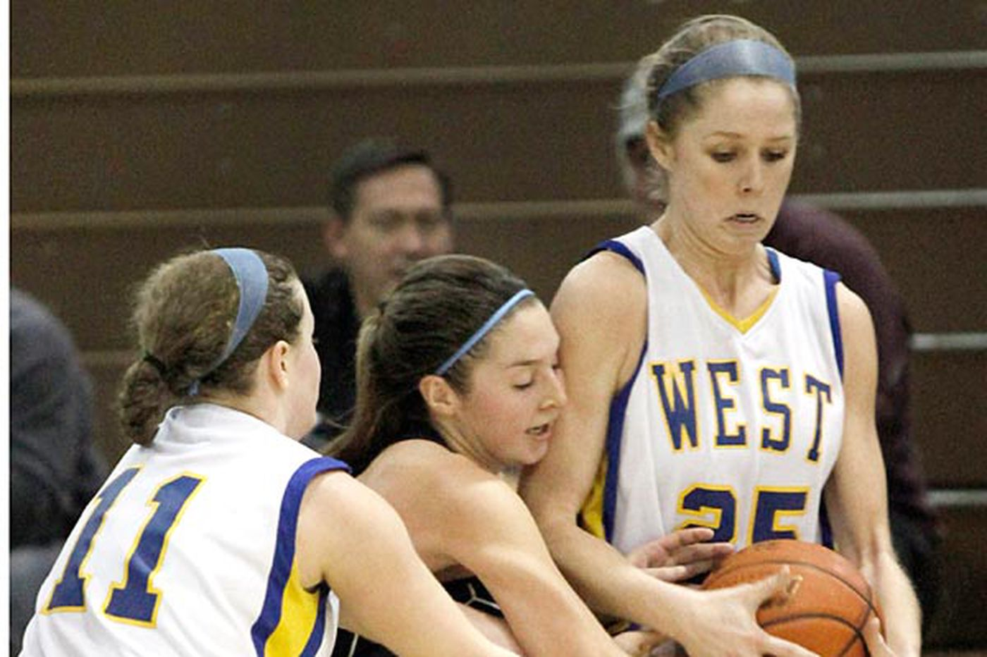Maddie Dew settles into point guard role for Downingtown West