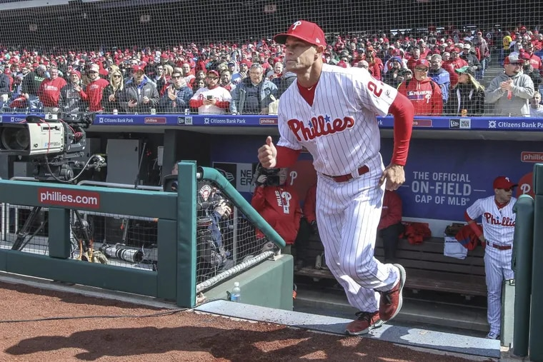 After a few hiccups at Cal State Fullerton, Gabe Kapler's season playing in junior college helped set the course for his career in the majors. Now, he's a first-time manager trying to turn around the Phillies.