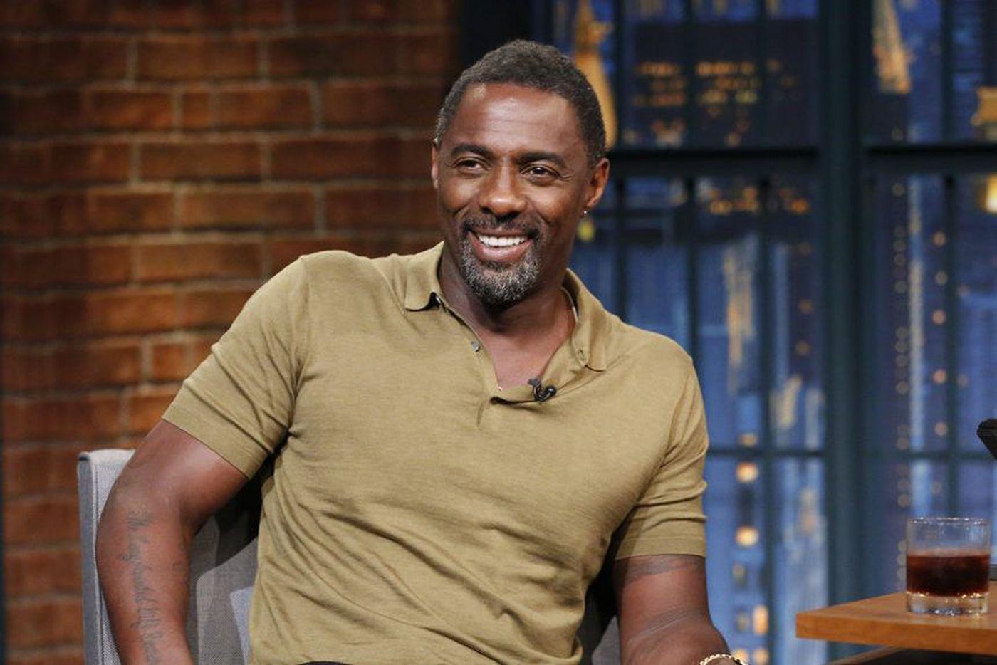 Idris Elba set to star in North Philly urban horseback riding drama 'Ghetto Cowboy'
