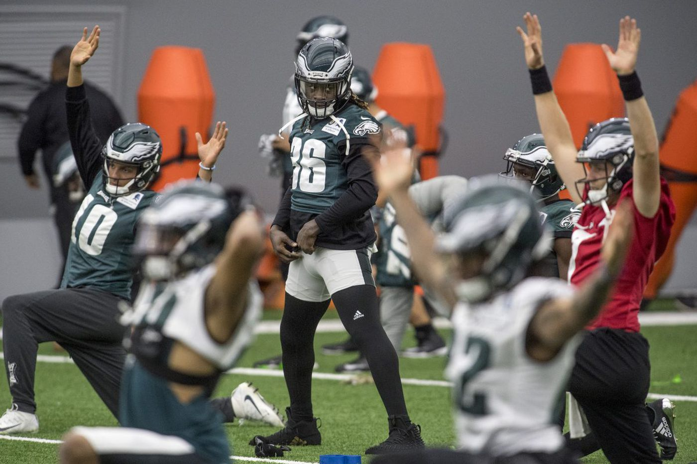 What's the Eagles' schedule this week? | Early Birds