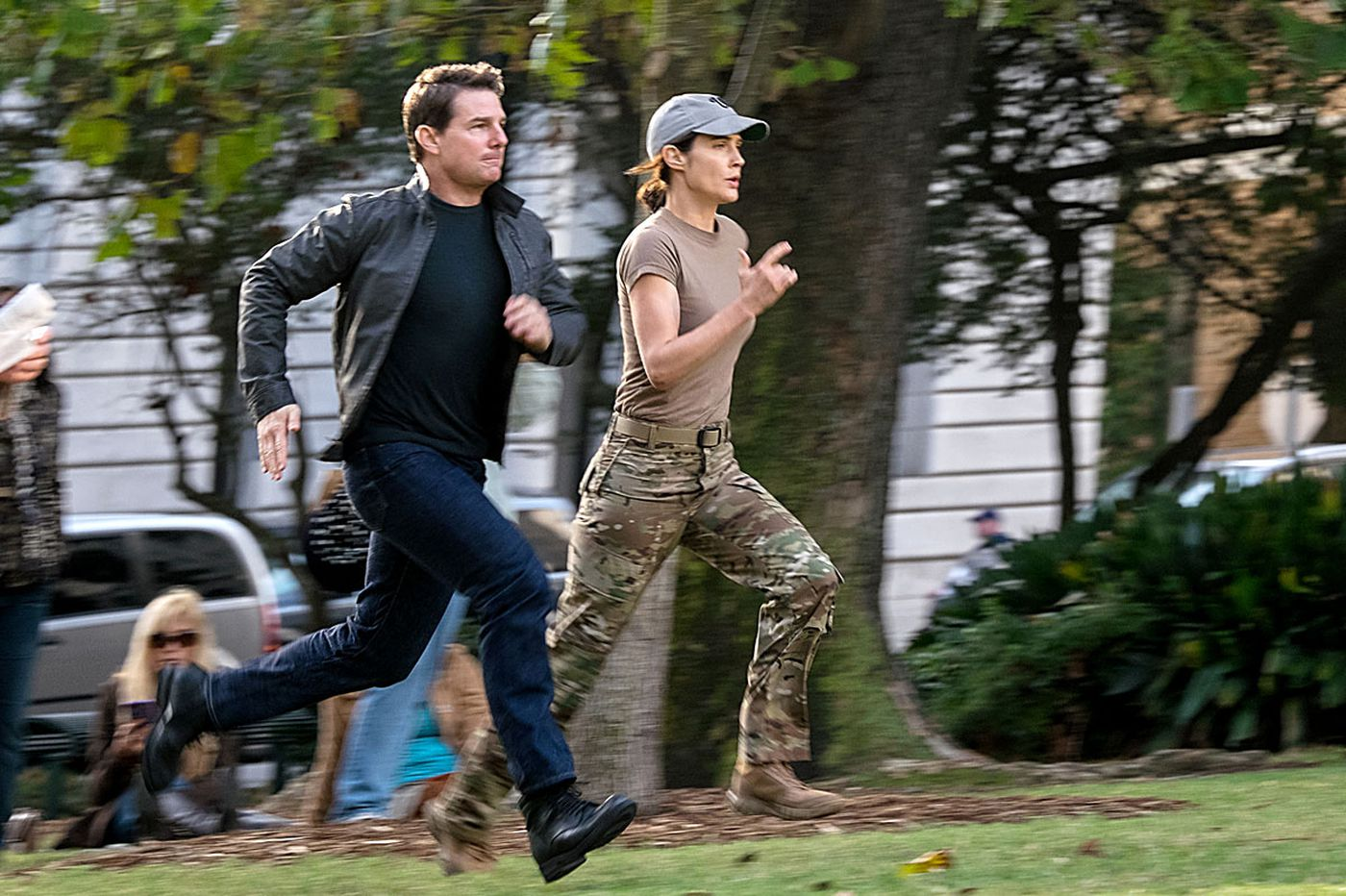 Tom Cruise delights as lone gun Jack Reacher in a thrilling sequel that's even better than the first